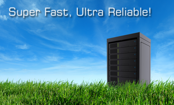 Ultra reliable buiness hosting